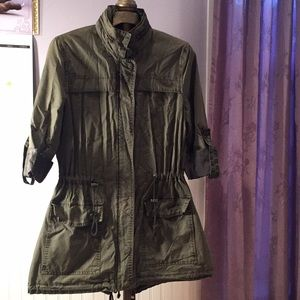 G.H. Bass & Co. Rain Utility/Trench Coat